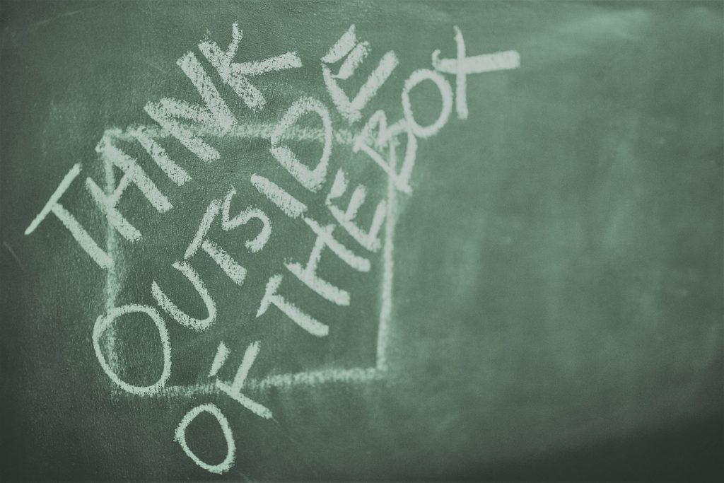 Thought provoking - hire freelance writer and proof reader.  Think outside of the box